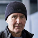 Author Irvine Welsh, competing with the politicians?