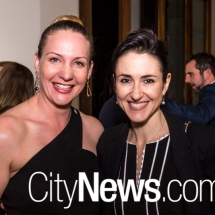 Kate Corkery and Prue Bindon