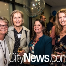 Kim Yarra, Gina Dowley, Kylie Lane and Louise Collett