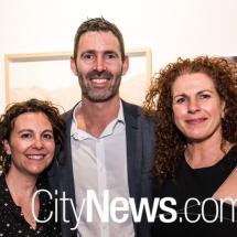 Nikki Bromberger, Anthony Hopkins and Kelli Cole