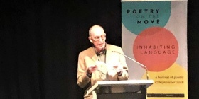 Paul Munden reads Lavers' winning poem
