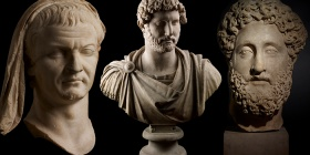 Agrippa, Hadrian and Commodus… all coming to Canberra.