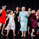 "The cast of the Canberra Dance Theatre anniversary performance ""Happiness Is..."" Photo by Lorna Sim"