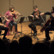The Australian String Quartet performs at the National Gallery. Photo by Samuel Jozeps