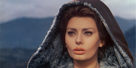 "The festival's closing film.... the 1961 colour blockbuster ""El Cid"" starring Sophia Loren."