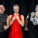 Dancers Esme Kolitz, Suzanne Carroll and Penny Richards. Photo by Lorna Sim