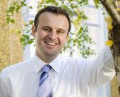 Treasurer Andrew Barr