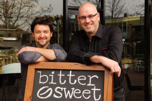 Owners Tim Geelan and Dan Rayner