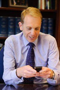 Twitterer Simon Corbell