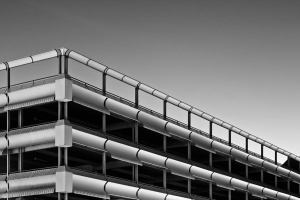 City West car park by Nathan Lanham.