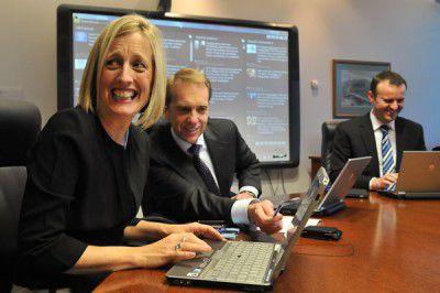 Cabinet welcomes tweets