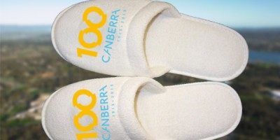 centenary slippers