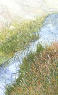 """Grasslands brook"" by Gregory S Fergusson"