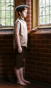Ben Burgess as Oliver Photo by Family Fotographics