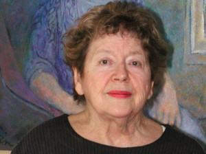 The late Stella Wilkie