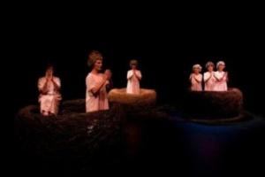 An earlier work by MADE, choreography by Glen Murray