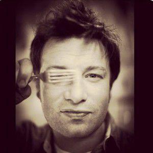 TV chef Jamie Oliver.