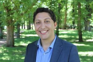 Greens' Senate Candidate, Simon Sheikh