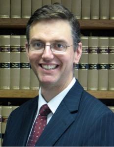 New Master of the Supreme Court, David Mossop.