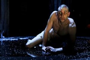 Lee Jones as The Creature -photo by Heidrun Lohr