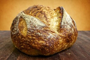 That sourdough... preservative-free, 100 per cent, all-natural sourdough is super-duper yummy, says Wendy Johnson.