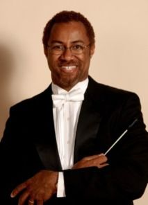 Conductor Dr Eric Conway