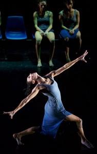 Dancer Deborah Brown. Photo Greg Barrett