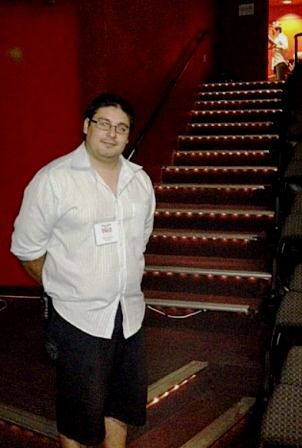 Film producer Daniel Sanguineti
