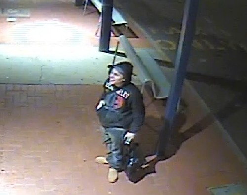 Police are seeking to identify this male