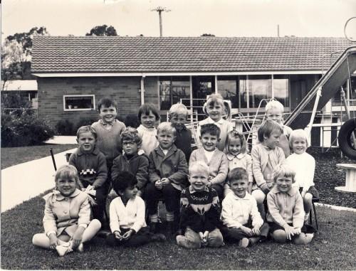 Hackett preschool students