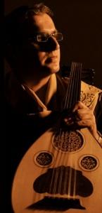 musician Salar Ayoubi