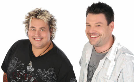 Scotty and Nige