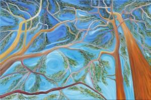 Angharad Dean - Trees