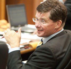 Commissioner Brendan Smyth.
