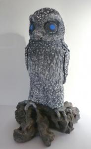 Suzanne Oakman 'SO SPOTTY OWL 2'