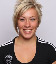 BMX star Caroline Buchanan… learnt a lot from the Olympic final in London.