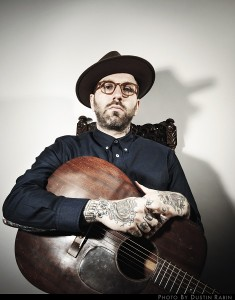 "Canadian singer-songwriter Dallas Green… ""I'm excited to come back there and play by myself, and see what the crowd is like, see the city."""