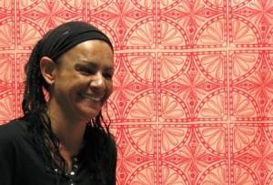Artist Ceretha Skinner