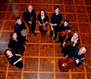 """Salut! Baroque… """"Musick for His Majesty"""" on November 22."""