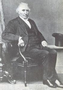 Alexander Berry.