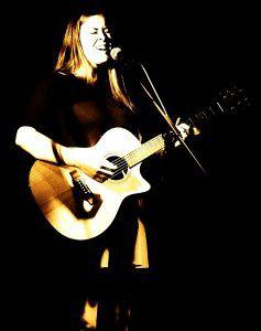 Amy Jenkins.. at the Fringe opening, Thursday, February 6.