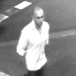 A man police would like to speak to about an assault on December 20, 2013.