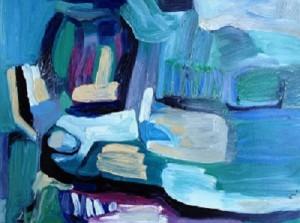 "Eva Louise, ""Sleeping Out"", 2013"