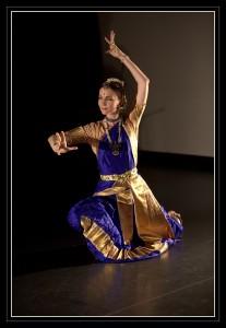 Jennifer White  solo, photo Sridhar Chander