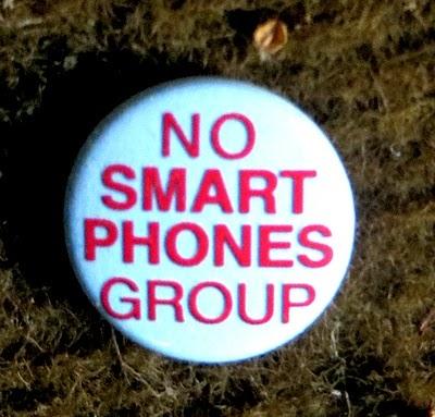 No Smart Phones Group
