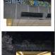 Grafitti over Parkes Way
