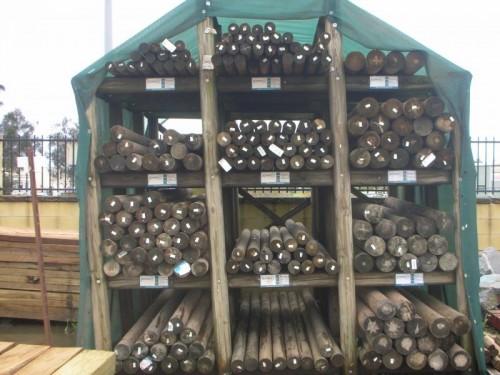 koppers logs