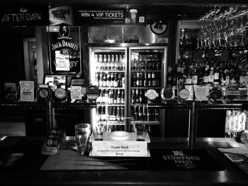 transit bar beer taps