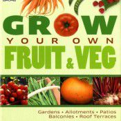 Grow Your Own Fruit and Veg cover