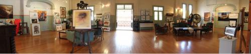 Inside the Oddfellows'Hall